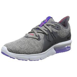 CHAUSSURES DE FOOTBALL Nike air max sequent 3 chaussures de course pour f