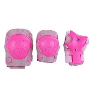 KIT PROTECTION  Genouillere + coudiere + protege-poignets pour le