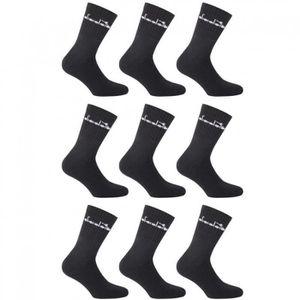 BASKET Lot de 9 paires chaussettes Tennis Homme Diadora N