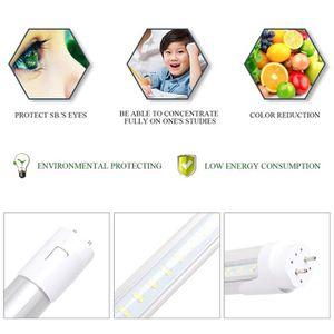 TUBE LUMINEUX Ampoule fluorescente de rechange de lumière de mur