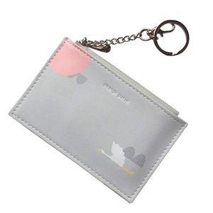 Etuis porte-cl/és Guess 3 Pouch Keychain