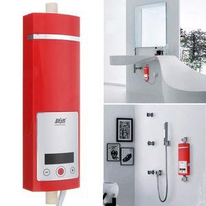 CHAUFFE-EAU 5500W LCD Chauffe-eau Electrique Réchauffeur Insta