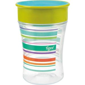 USTENSILES BÉBÉ TIGEX Smart Cup Embout 360° 250ml Colors
