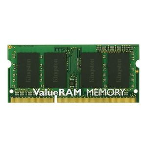 CARTE MÈRE KINGSTON TECHNOLOGY KVR13S9S8/4 VALUERAM MEMOIR…