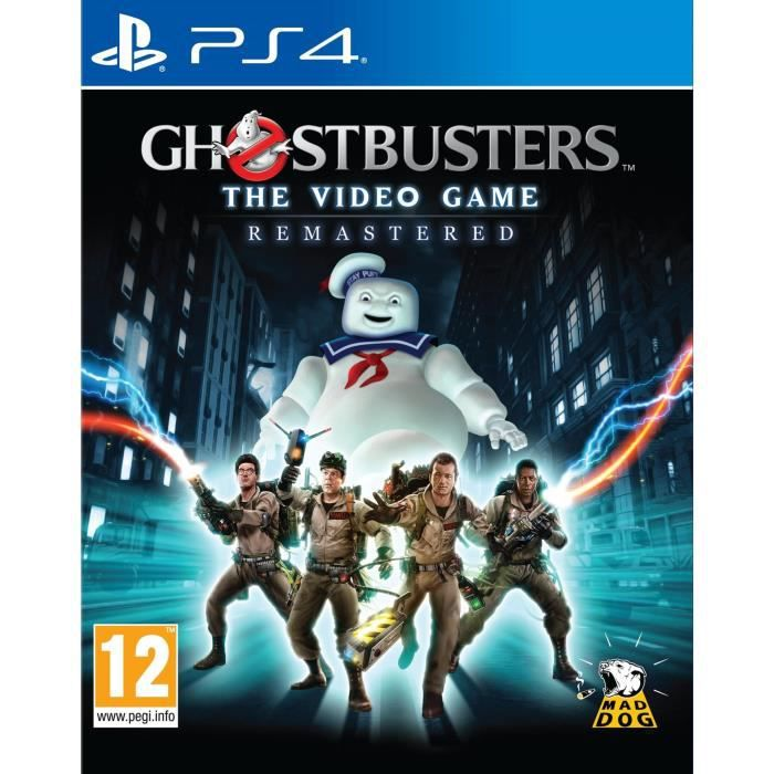 Ghostbusters Remasterised Jeu PS4