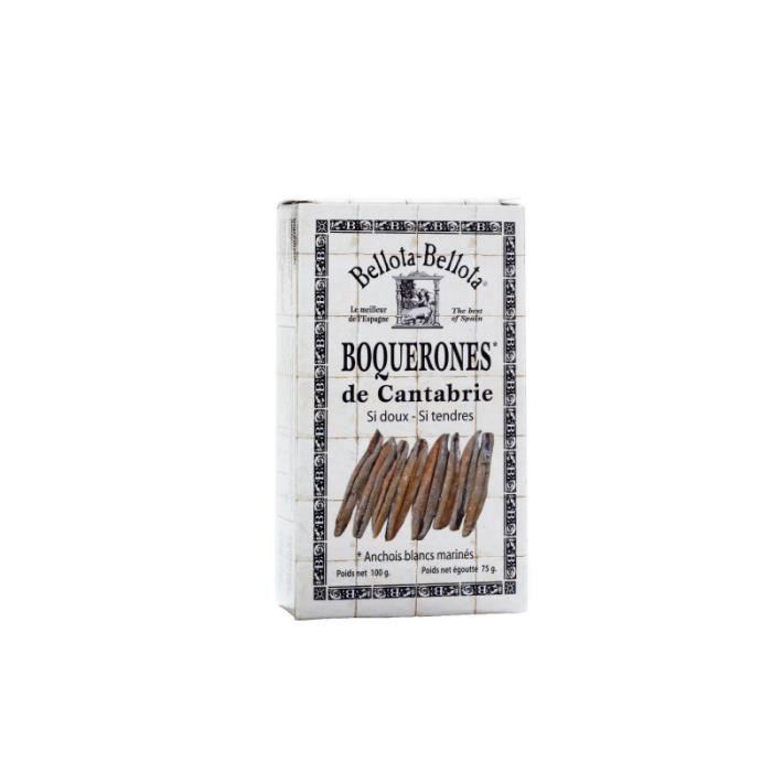 Anchois marinés Boquerones Bellota-Bellota® 100g