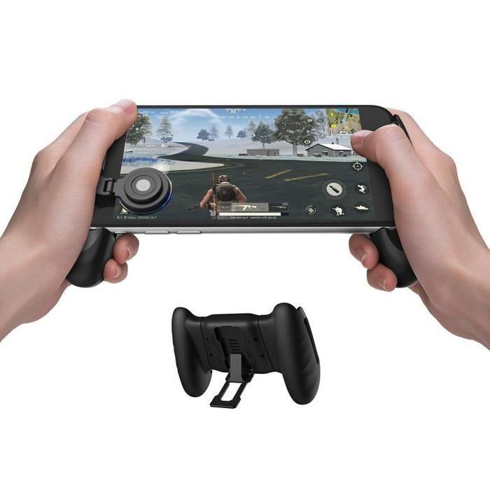 F1 Joystick Grip de Manette de Jeu pour Smartphone Joystick Telephone PUBG Joystick Android Phone Manette pour Iphone Manette