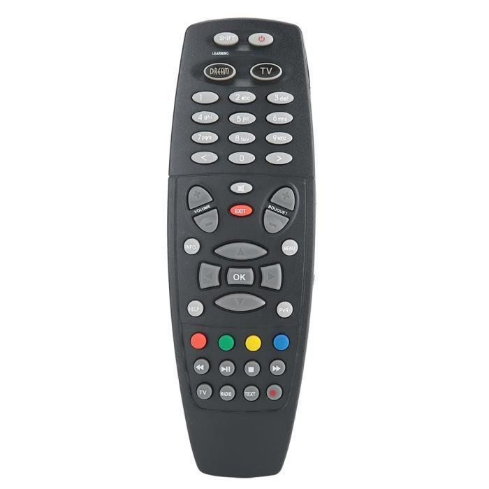 Télécommande de remplacement pour Dreambox 800HD 800SE DM800 C / S / SE