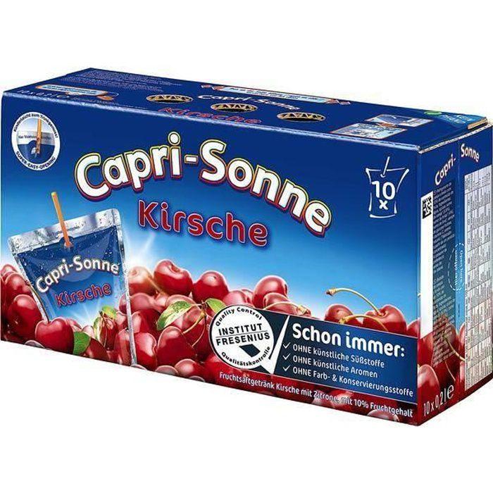 Capri Sun Cerise 10 x 0,2l
