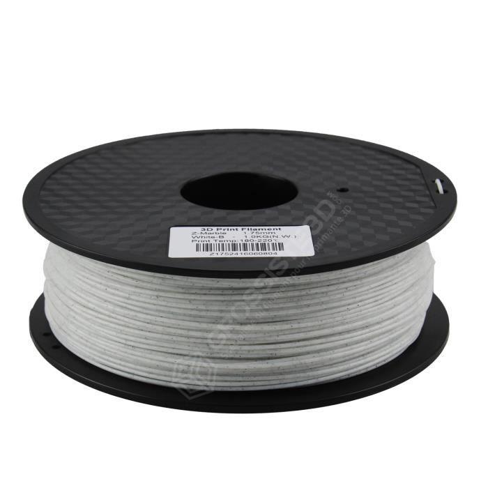 Filament 3D PLA Marbre Imprimante 3D 1.75mm 1 kg Grossiste3D®