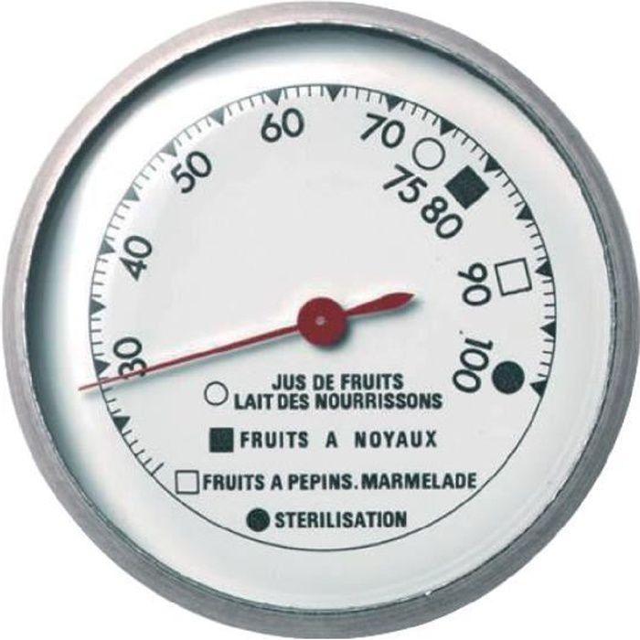 Thermomètre pour stérilisateur - 0 à 100°C