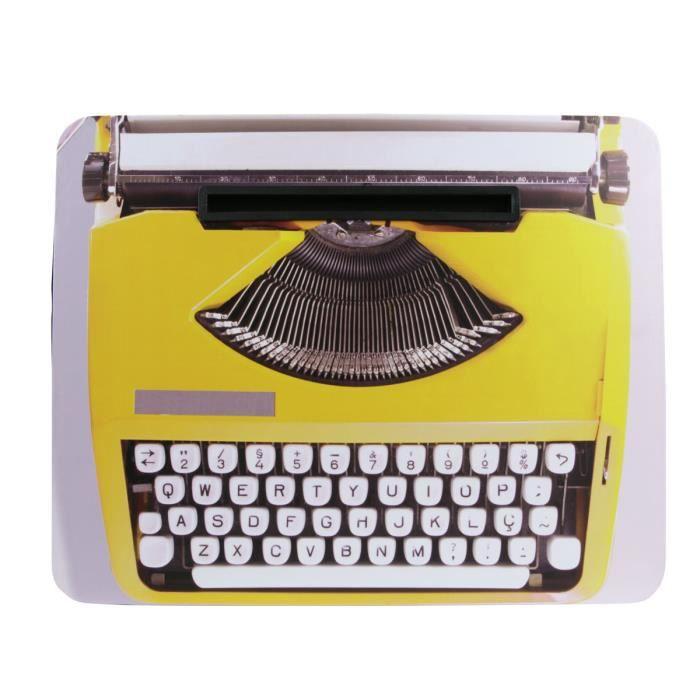 Coussin pour ordinateur - 'Machine à Ecrire'