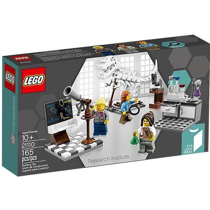 LEGO ideas Institut de Recherche