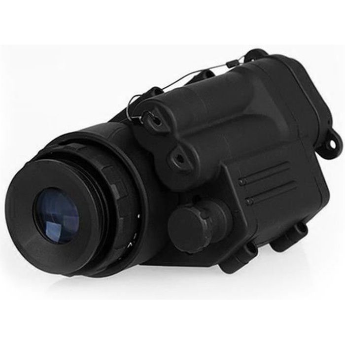 LESHP® télescope infrarouge Night-Vision 2X30 PVS-14 Digital IR pour lunette de vision nocturne pour casque