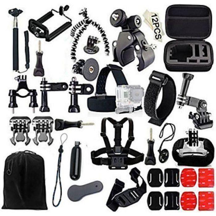 Kit d'accessoires GoPro Fixation