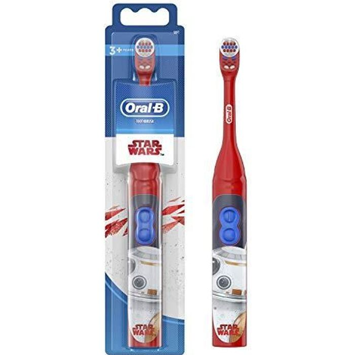 Oral B Star Wars Brosse à dents électrique pour enfant ORL67