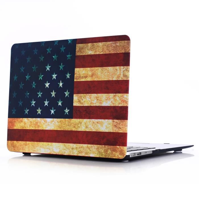 Housse macbook pro r tine 15 subway usa drapeau for Housse macbook pro 15