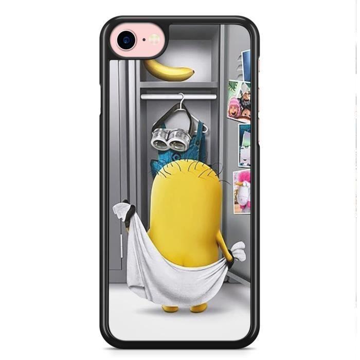 Coque iPhone X et iPhone XS Minion Moi Moche et Mechant Despicable ...