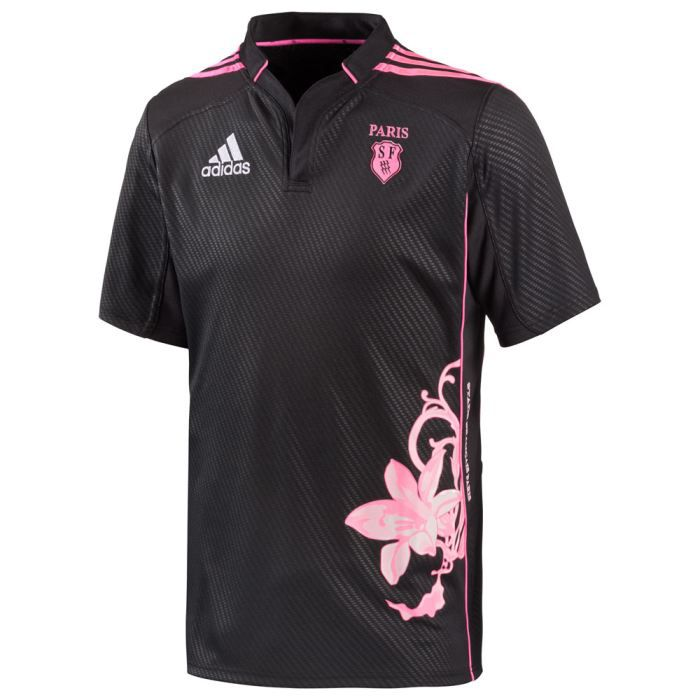 maillot de rugby stade fran ais achat vente maillot. Black Bedroom Furniture Sets. Home Design Ideas