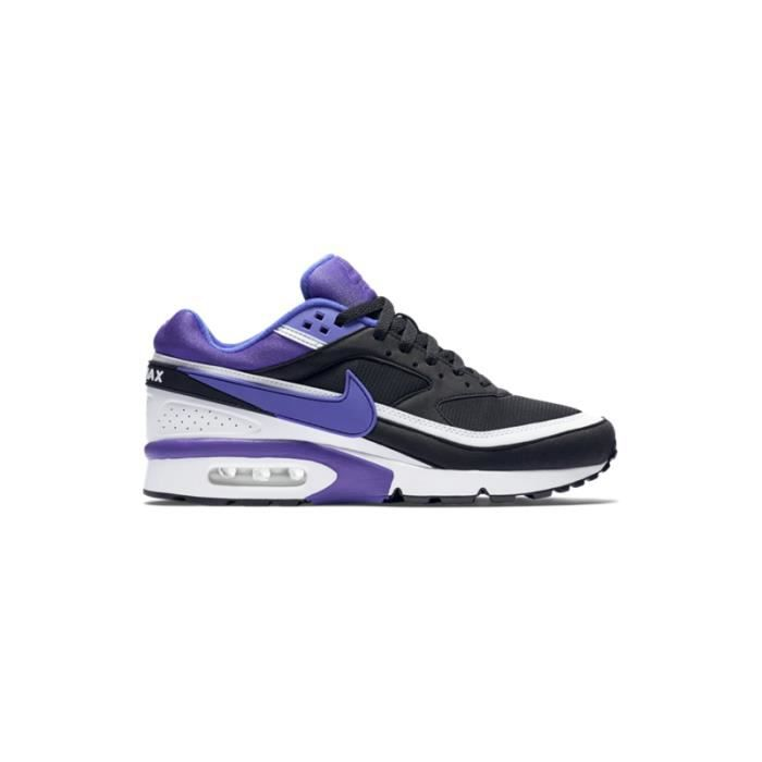 chaussures de sport 0be42 c3d50 inexpensive hommes nike air max bw violet or aa876 71830