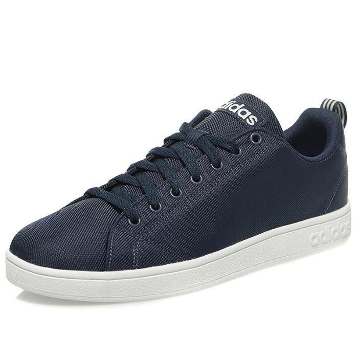 genuine shoes utterly stylish innovative design basket VS Advantage Clean Bleu Homme Adidas