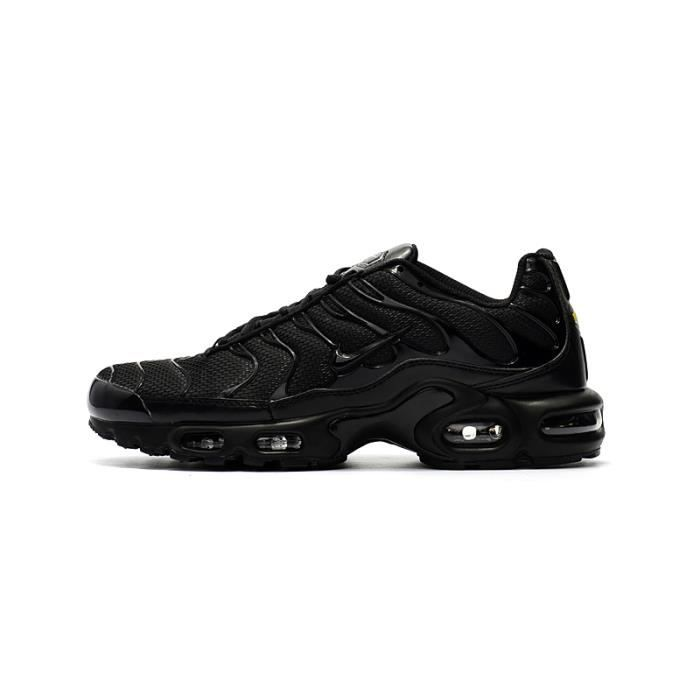 chaussures nike noir et or