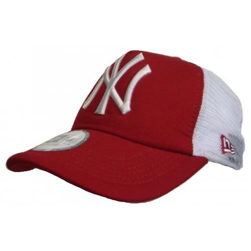 new era casquette snapback new york yankees rouge achat vente casquette 2009965008616. Black Bedroom Furniture Sets. Home Design Ideas