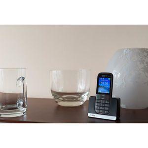 MOBILE SENIOR Téléphone sénior grosses touches MAXCOM MM721 3G