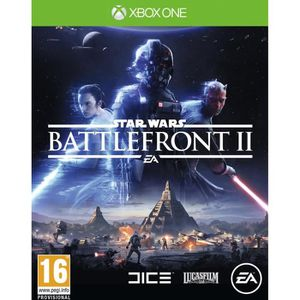 JEU XBOX ONE Star Wars Battlefront 2 Jeu Xbox One