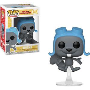 FIGURINE - PERSONNAGE Figurine Funko Pop! Rocky & Bullwinkle: Rocky (vol