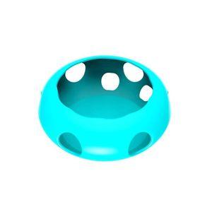 HAUT-PARLEUR - MICRO Etui en silicone pour housse de protection Bleu po