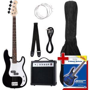 BASSE Rocktile Groovers Pack PB Set basse électrique …