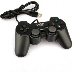 JOYSTICK Manette USB pour PC (noir)