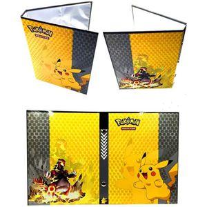 30 Pages Albums De Cartes A Collectionner Pokemon Peut Contenir Jusqua 240 Cartes Eevee Albums De Cartes A Collectionner Dorara Pokemon Carte Gx Ex Trainer Carnet De Cartes Jeux Et Jouets Rangements
