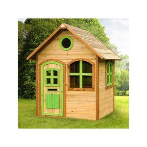MAISONNETTE EXTÉRIEURE PRAGMA Maison enfant exterieur en bois Julia - 1.4