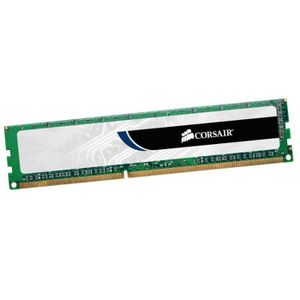 MÉMOIRE RAM 2Go RAM CORSAIR VS2GB1333D3 DIMM DDR3 PC3-10600U 1