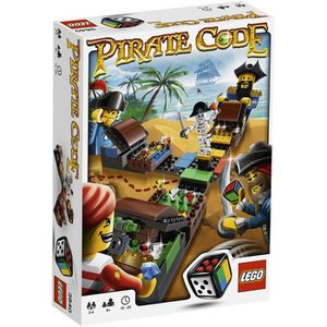 ASSEMBLAGE CONSTRUCTION LEGO Pirate code