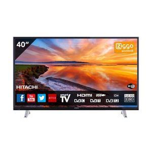 Téléviseur LED Téléviseur 40pouces (102 cm) Smart TV DLED Full H
