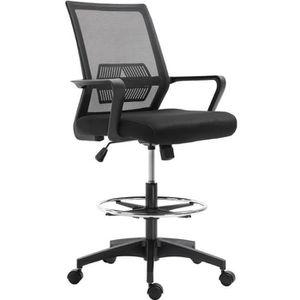 CHAISE DE BUREAU Fauteuil de bureau chaise de bureau assise haute r