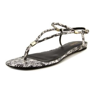 Nine West Rivers Synthétique Tongs ducJp
