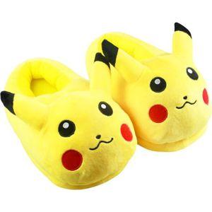KeySmart Pokemon Peluche Pikachu Pattes Jeux et Jouets Chaussures ...