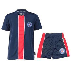 TENUE DE FOOTBALL Maillot & Short de Football PSG Enfant Officiels