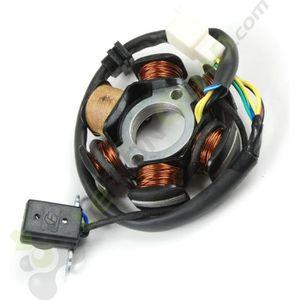 DEMARREUR Stator allumage moteur démarreur électrique de Qua