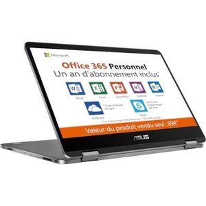ORDINATEUR 2 EN 1 Ordinateur Portable - ASUS VivoBook Flip TP401MA-B