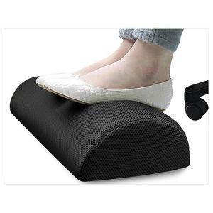 TABOURET Pouf repose-pieds  Coussin ergonomique de pied Tab