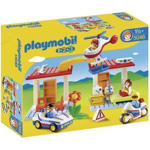 UNIVERS MINIATURE Playmobil 5046 - Jeu De Construction - Coffret Hôp
