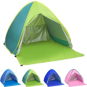 TENTE DE CAMPING Tente plage, 3 personnes Tente instantanée Sun Bea