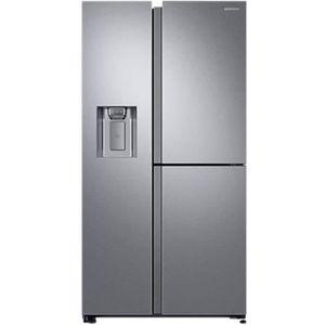 RÉFRIGÉRATEUR CLASSIQUE Samsung RS68N8671SL Réfrigérateur-congélateur pose