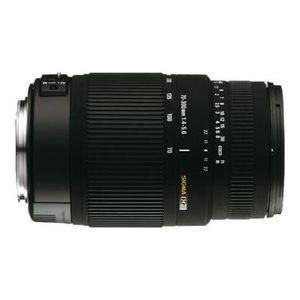OBJECTIF Sigma 70-300mm F4-5.6 DG OS Pentax