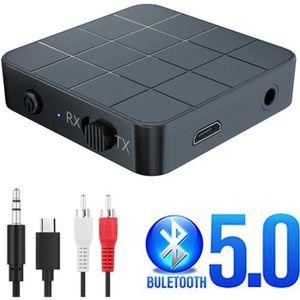 Récepteur audio Émetteur Récepteur 2-en-1-Transmetteur Récepteur